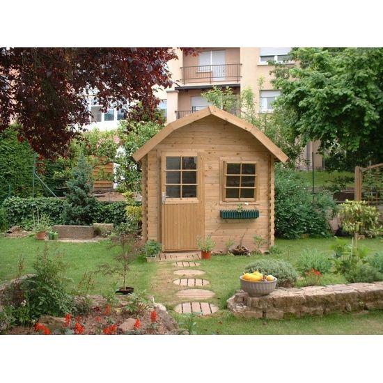 Grandcasa abris de jardin classiques Lafeu