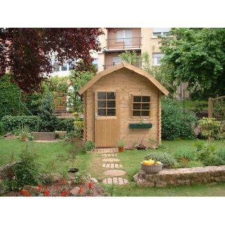 Abris de jardin classiques en bois | Chalet Center