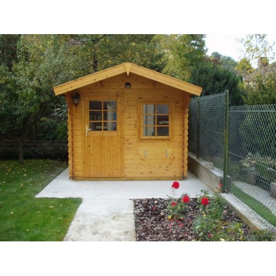 Abri De Jardin En Bois Haute Qualite - Amazing Home Ideas ...