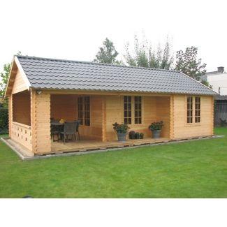 Acheter un abri de jardin chalet center - Acheter cabane de jardin ...