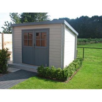 Acheter un abri de jardin chalet center for Acheter un abri de jardin