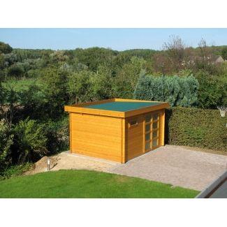 Grandcasa cabanes de jardin modernes Montano
