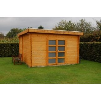 Cabanes de jardin en bois modernes | Chalet Center