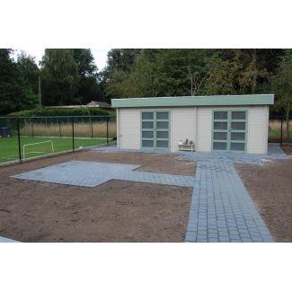 Grandcasa cabanes de jardin modernes Ceres
