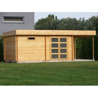 Grandcasa cabanes de jardin modernes Capis