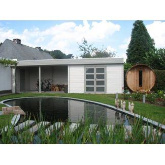 Grandcasa abris pool house Mimas Olivia
