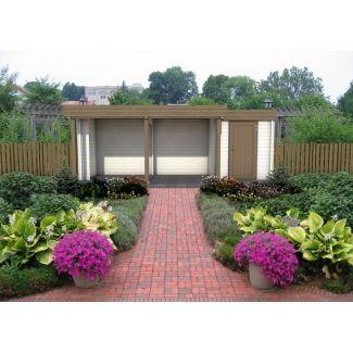 Grandcasa chalets de jardin biancasa : la qualité au bon prix ! Mimas Sharon
