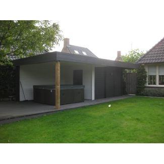 Grandcasa abris pool house Mimas Lounche