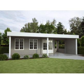 Grandcasa abris pool house Mimas Dahli