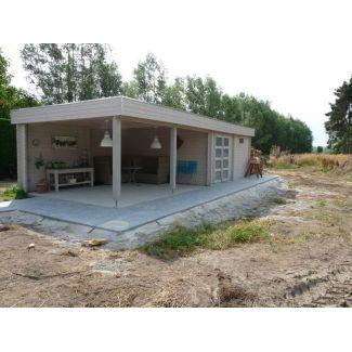 Grandcasa abris pool house Mimas Drago