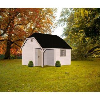 Grandcasa abris de jardin cottage et country Torteval