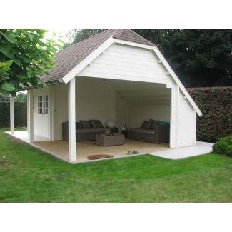 Grandcasa abris de jardin cottage et country Jersey