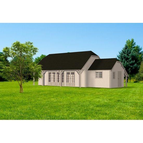 Grandcasa abris de jardin cottage et country Guernsey