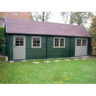 Grandcasa abris de jardin cottage et country Organ