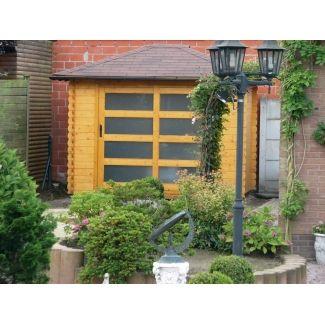 Grandcasa chalets de jardin biancasa : la qualité au bon prix ! Royal 300