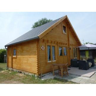 Grandcasa maisonnettes en bois Larkin