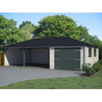 mezzanine garage construire