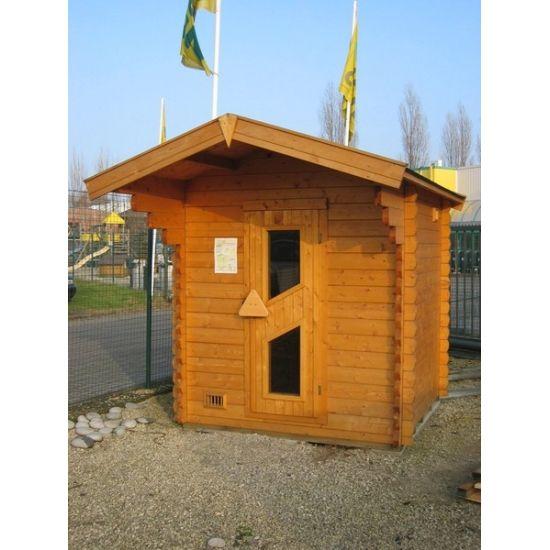 Grandcasa saunas Sauna extérieur Eclipse