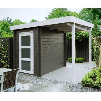 Biancasa cabanes de jardin modernes Luca