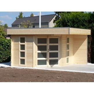 Chalet de jardin moderne | Chalet center