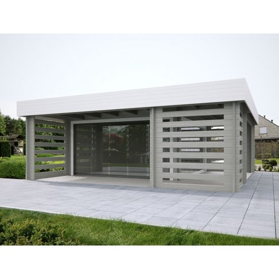 Benson - Cabanes de jardin modernes en bois | Chalet Center