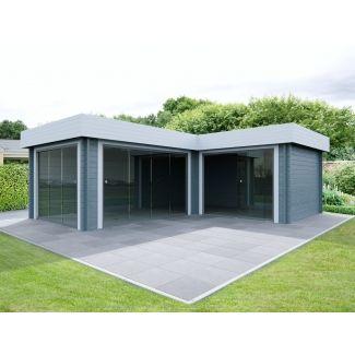Grandcasa cabanes de jardin modernes Millet