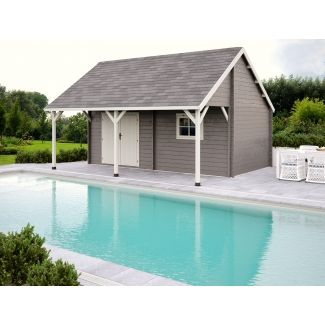 Biancasa abris pool house Preska