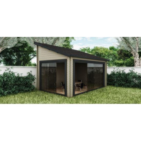 Grandcasa cabanes de jardin modernes Elegance Rafael