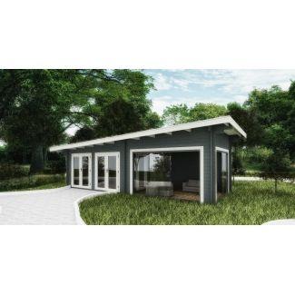 Grandcasa cabanes de jardin modernes Elegance Bosch