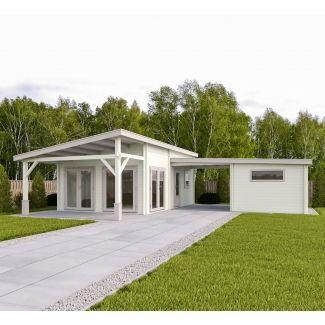 Grandcasa cabanes de jardin modernes Siklos