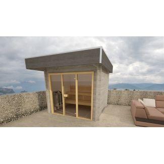 Grandcasa saunas Sauna Obuda