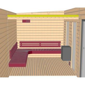 Grandcasa saunas Sauna Harkany