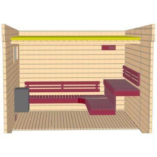 Grandcasa saunas Sauna Savar