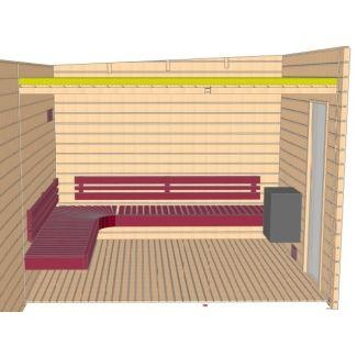 Grandcasa saunas Sauna Villany
