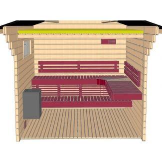 Grandcasa saunas Sauna Tambura