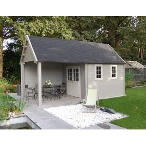 Abris de jardin en bois cottage & country | Chalet Center