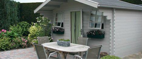 Chalets de jardin Biancasa : la qualité au bon prix !